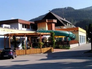 Swimming pool in Murau