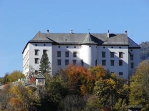 Castle in Murau